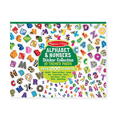 Melissa & Doug Sticker Collection -