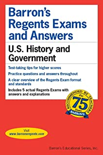 Amazon barrons regents exams and answers english regents exams and answers us history and government barrons regents exams and answers fandeluxe Image collections