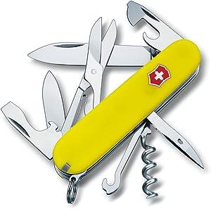 Victorinox Swiss Army Climber Knife, 91mm, Stayglow