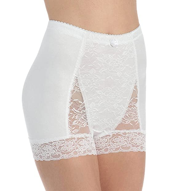 9ea182278f648 Ahh By Rhonda Shear Women s Pin Up Lace Control Full Coverage Panty ...