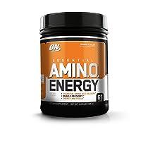 Optimum Nutrition Essential Amino Energy, Orange Cooler Deals