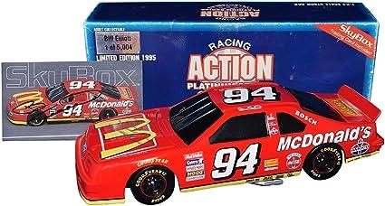 1992 Racing Champions 1:24 Diecast NASCAR Bill Elliott Melling Ford Thunderbird