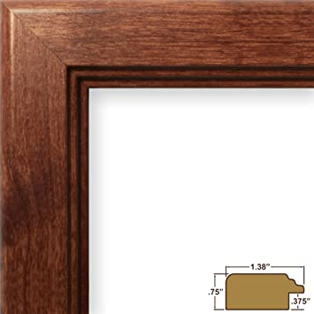 craig frames 16x24 inch picture frame smooth wrap finish 138 inch wide