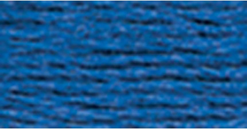 DMC 117 – 797 6 Hilos Bordado algodón Hilo, Royal Blue, 8.7-Yard: Amazon.es: Hogar