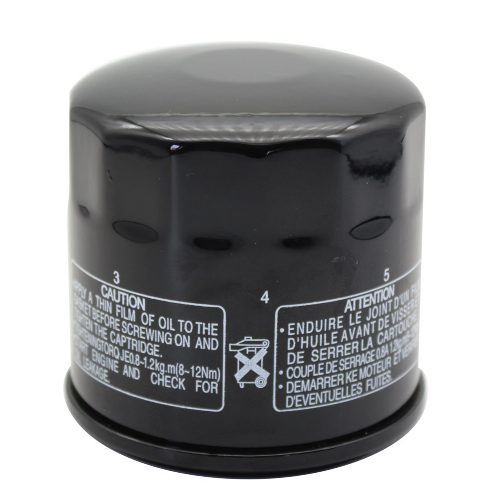 GSF1250 BANDIT S 1250 2007-2013 Cyleto Oil Filter for GSF1200 BANDIT S 1200 1996-2006