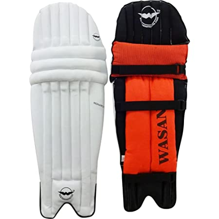 Wasan Cricket Batting Legguard Pads Youth Size (10-16 years)