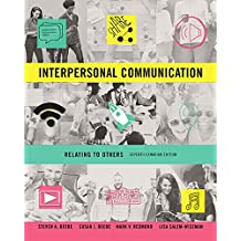Interpersonal Communication: Relating to Others, Seventh Canadian Edition (7th Edition)
