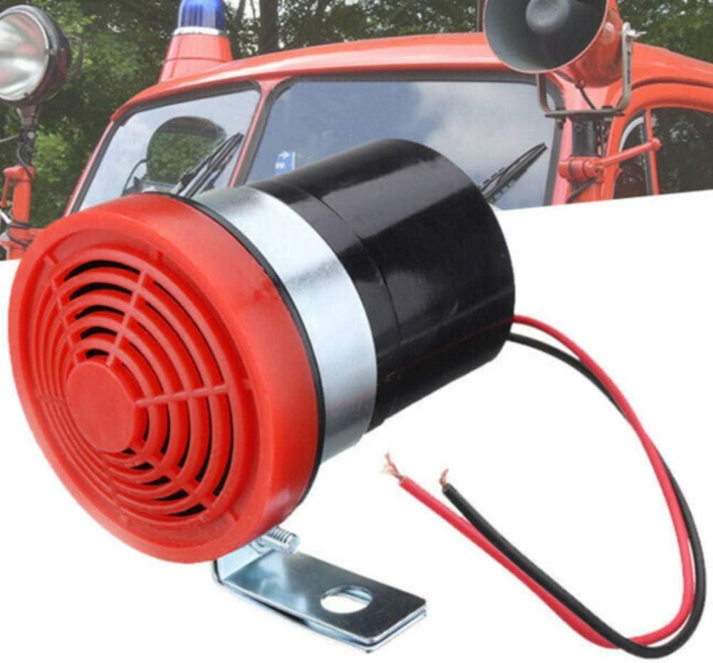 24 V Camion Nero Allarme di retromarcia Universale per Auto Dyda6 12 Taglia Libera Veicoli Pesanti 105 Db furgoni