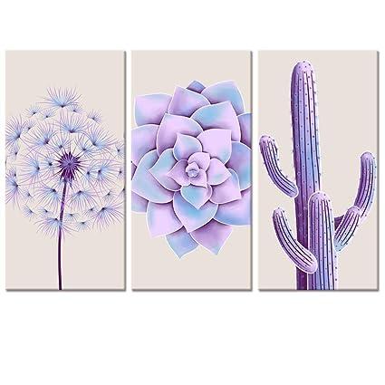 Abstract Succulent Art
