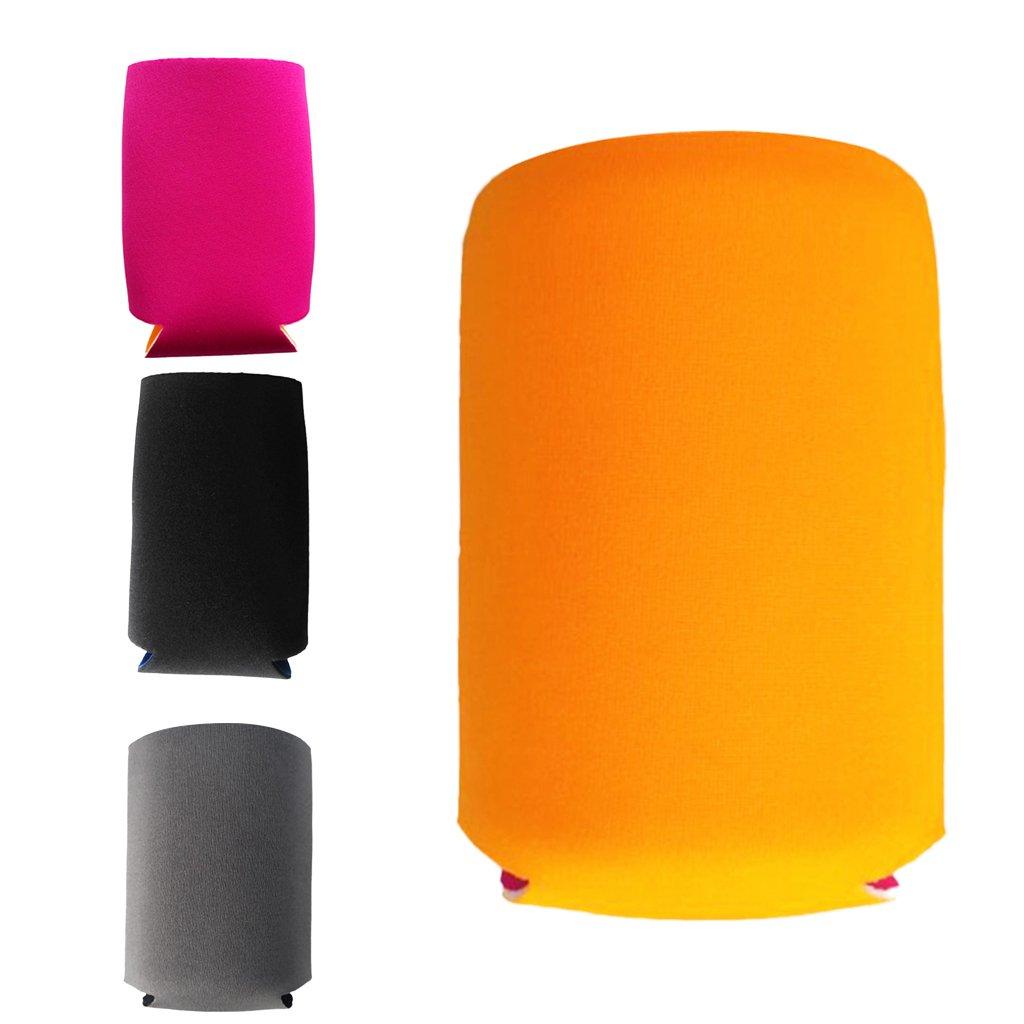 Homyl 4 Unidades de Enfriador de Neopreno Accesorio de Deportes de Senderismo Multicolor