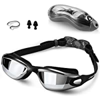 Vansky Pro Swimming Goggles – No Leaking, Anti-Fog, UV Protection, Crystal Clear Vision with Protective Case - Comfortable Fit for Adults, Men, Women, Youth, Kids 10+