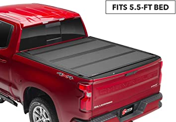 Amazon Com Bak Bakflip Mx4 Hard Folding Truck Bed Tonneau Cover