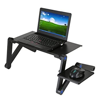 Mesa de ordenador portátil bandeja de cama de actualización de ...