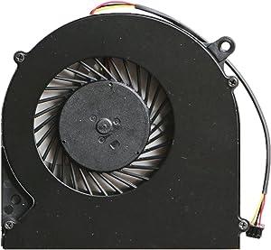 Laptop Replacement CPU Cooler Fan for Clevo N350DW Machenike F57 F57-D1 D57-D2 F57-D3 CPU Cooling Fan 6-31-N5502-102