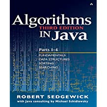 Algorithms in Java, Parts 1-4 (3rd Edition)