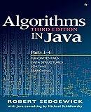 Algorithms in Java, Parts 1-4
