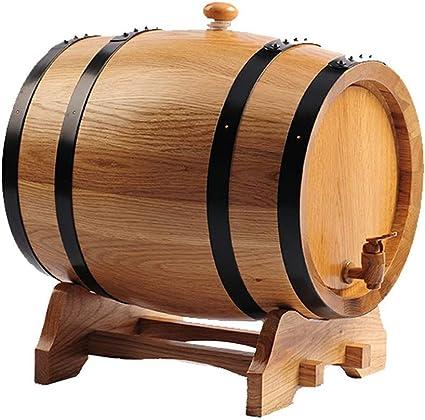 Barril de roble, barril de envejecimiento de whisky ...