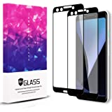[2 Packs] Tuopuna for Google Pixel 3 Screen Protector, 2.5D Full Coverage 9H Hardness Tempered Glass Film for Google Pixel 3