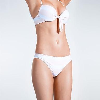 434665d25649b Soul Cal Womens High Leg Bikini Bottoms  Amazon.co.uk  Clothing