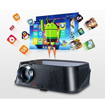 LMtt Proyector casero, Interfaz del proyector Elegante 3500ANSI HD ...
