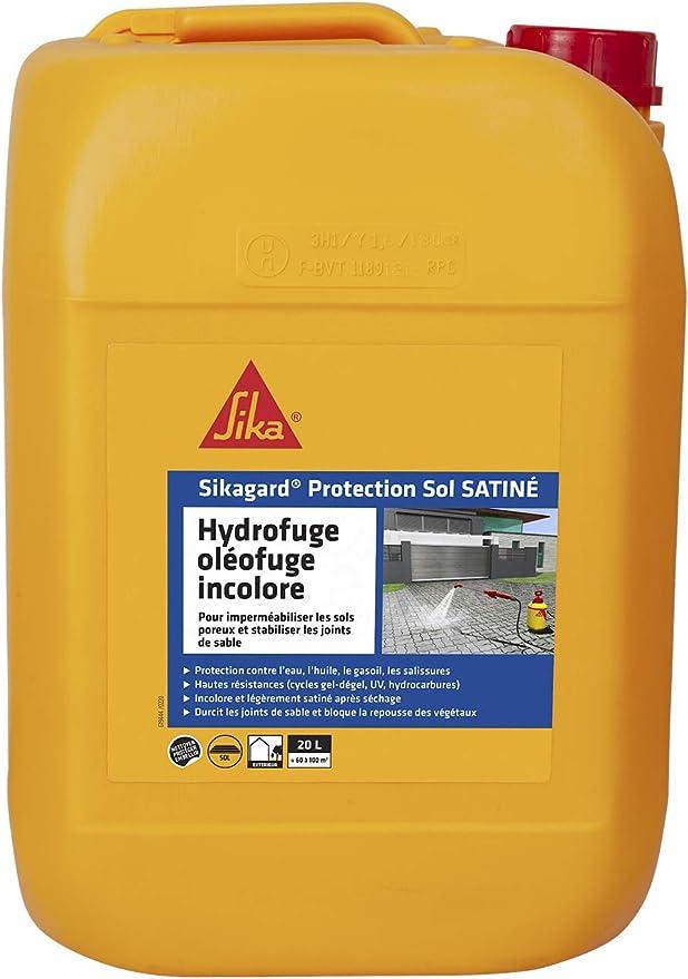 SIKAGARD protección de suelo, Transparente, 460504