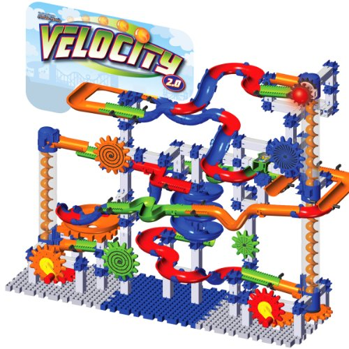 The Learning Journey Techno Gears Marble Mania Velocity 2.0