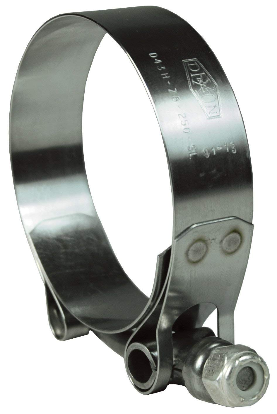 Ss T Bolt Clamp 2