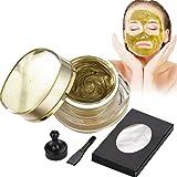 磁気ゴールドマスク、フェイシャルスキンケア 自然成分 ミネラルリッチ ディープクレンジングポア 人気があり