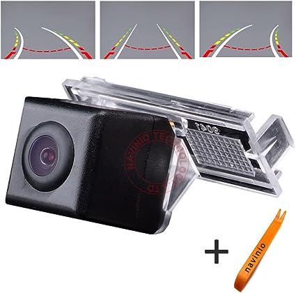 Car Rear View Camera LED For Peugeot 301 308 408 3008 508 307CC Citroen C5 C4 C2