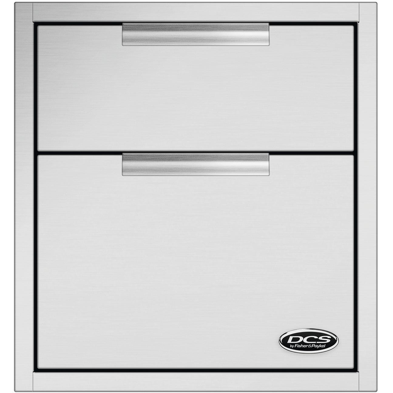 DCS Double Tower Drawer (71156) (TDD1-20), 20-Inch