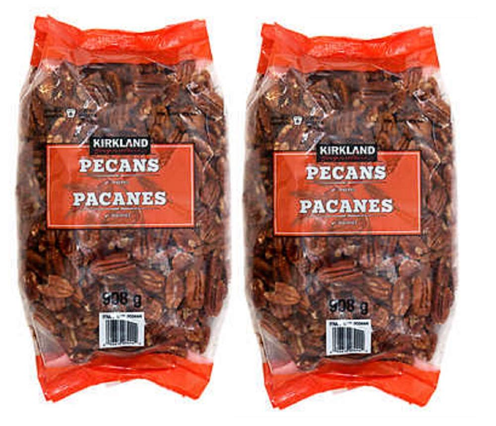 Kirkland Signature Pecan Halves, 2 Pound (2 Pack)