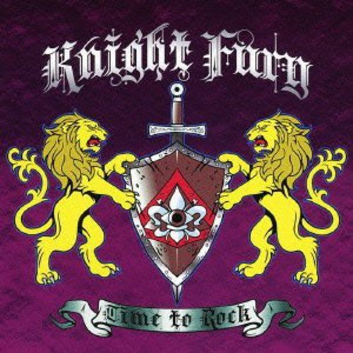 Knight Fury: Time to Rock (Audio CD)