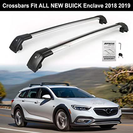 Amazon Com Kpgdg Lockable Crossbars Fit For All New Buick