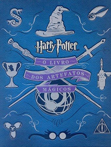 Harry Potter livro artefatos mágicos