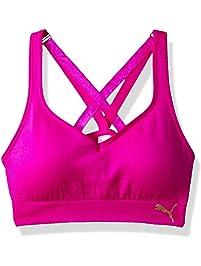 a11b55be0b PUMA Girls Big Girls Girls  Seamless Multi-Strap Sports Bra