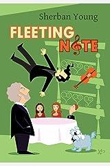 Fleeting Note: An Enescu Fleet Mystery Hardcover