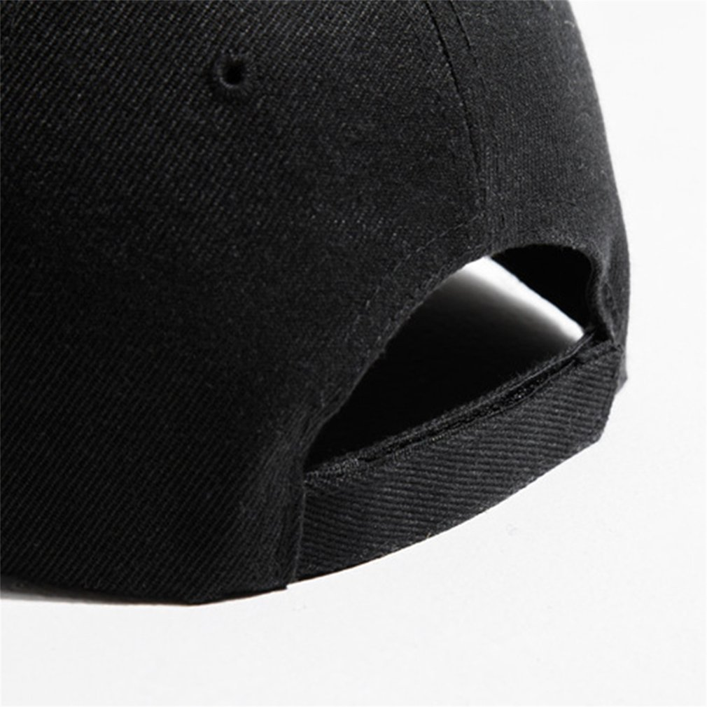 MZATM Adjustable Size Hat Solid Color Blank Curved Plain Baseball Cap Outdoor Travel Cap Summer Leisure Sports Cap