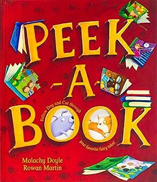 book cover of Peek-A-Book