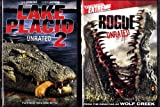 Rogue , Lake Placid 2 : Alligator Horror 2 Pack