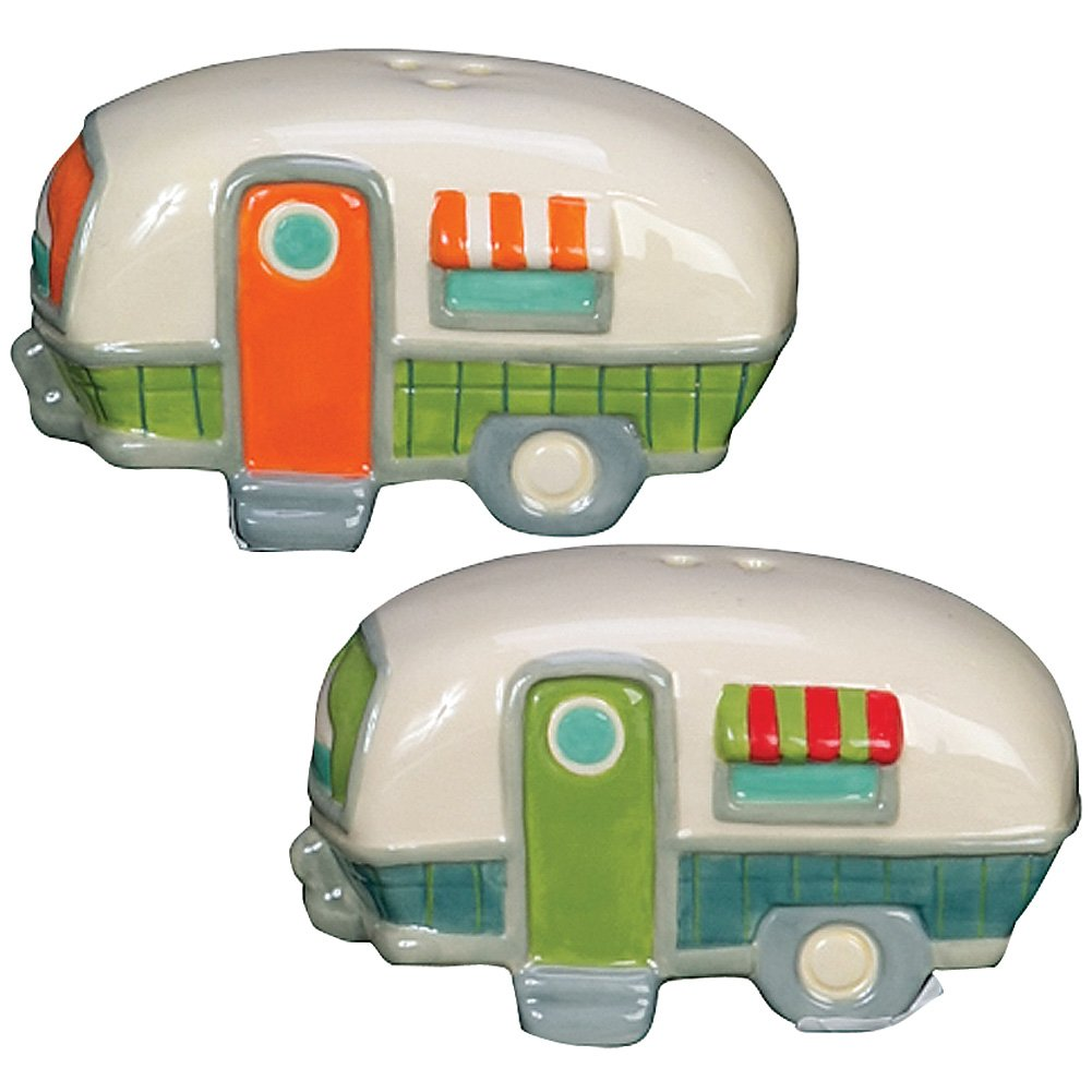 Beachcombers Campers Salt and Pepper Set