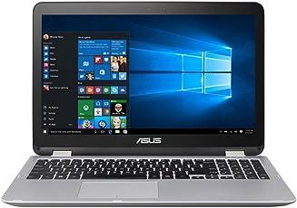 "ASUS TP501UA-CJ016T Asus 2 en 1 Transformer Book Flip 15.6"", Intel i5-6200U 2.3Ghz, 8 Gb RAM, 1 TB Disco Duro Reacondicionado (Certified Refurbished)"