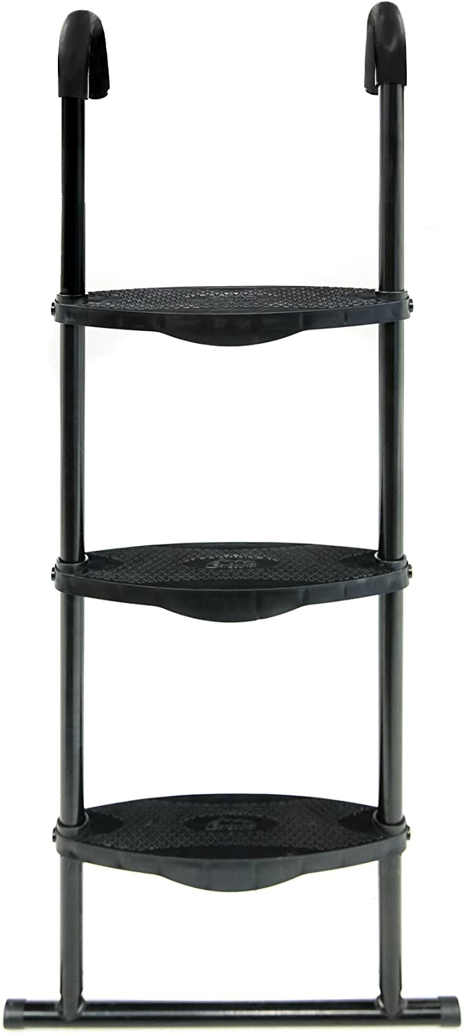 SkyBound Trampoline Ladder (Adjustable for Trampolines 33 to 42 Inches in Height)