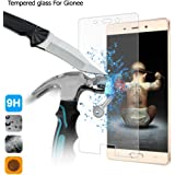 Shop Buzz branded Tempered Glass Screen Guard for Gionee A1 (With Camera and Sensor Cut) - For Gionee A1