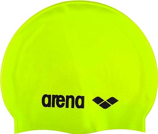 58 opinioni per Arena Cuffia da nuoto classica in silicone, unisex, Badekappe Classic Silicone,