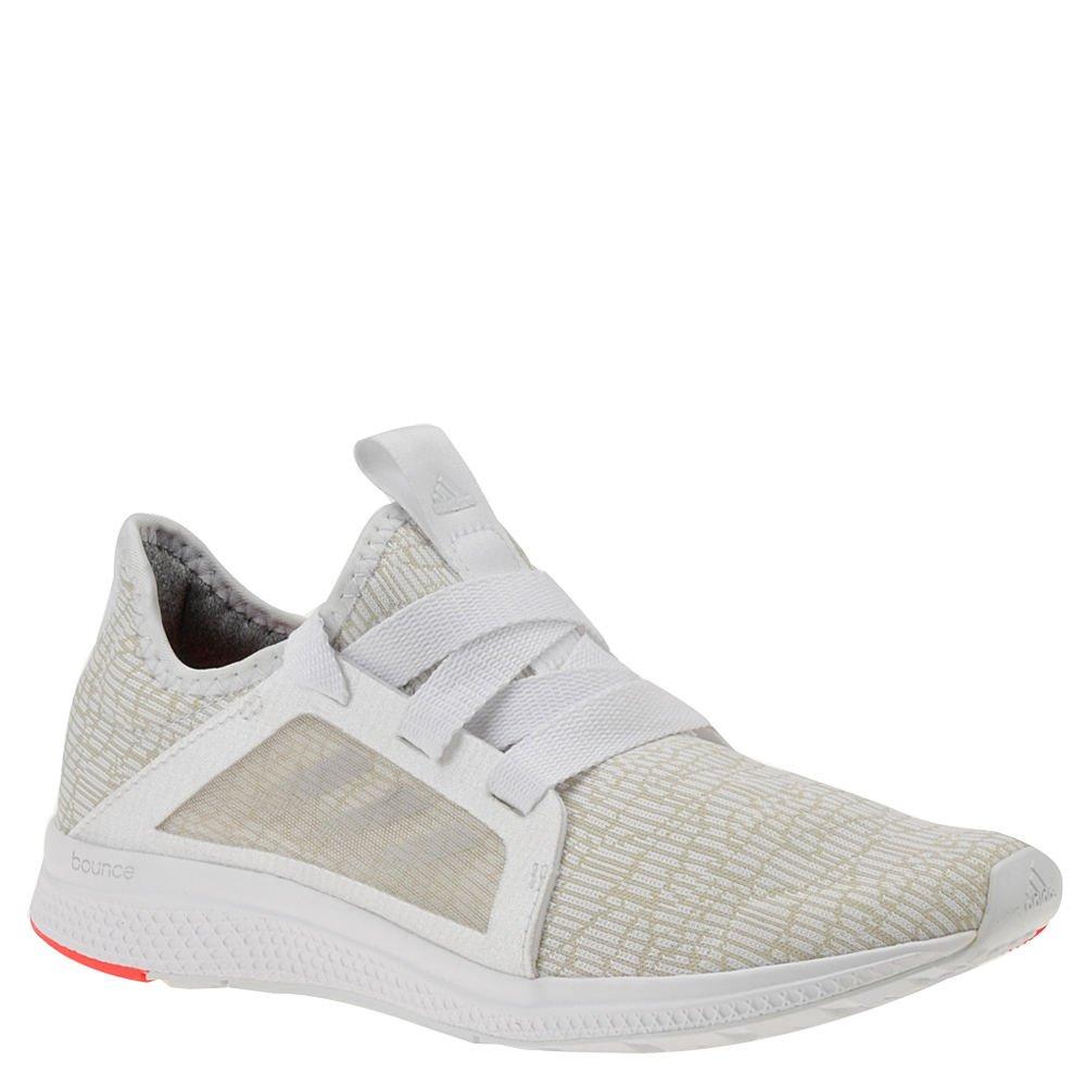adidas Women's Edge Lux w Running Shoe, White-Crystal White-Shock Red, 7 M US
