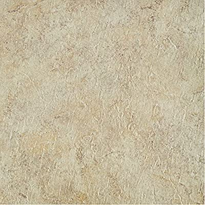 Achim Home Furnishings MJVT180310 Majestic Vinyl Floor Tile, 18 x 18 inches, Ghibli Beige Granite, 10-Pack