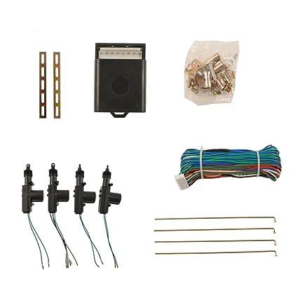 Phenovo Adjustable Car Auto Central 4 Door Lock/Unlock