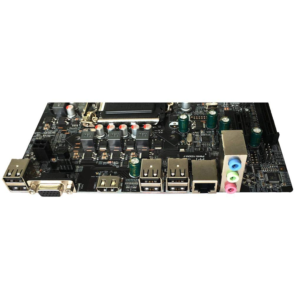 MuLuo B75 1155 Motherboard USB3.0 2xDDR3 Memory 1333//1600//1066Mhz LGA1155 Computer Mainboard Accessory