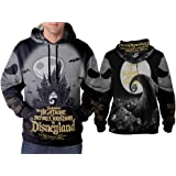 Jack Skellington The Nightmare Before Christmas Man Top Sublimation Style 2 (S-3XL)