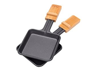 Juego de 2 ersatzpfännchen Raclette Sartenes para PRINCESS 162900 + 162910: Amazon.es: Hogar